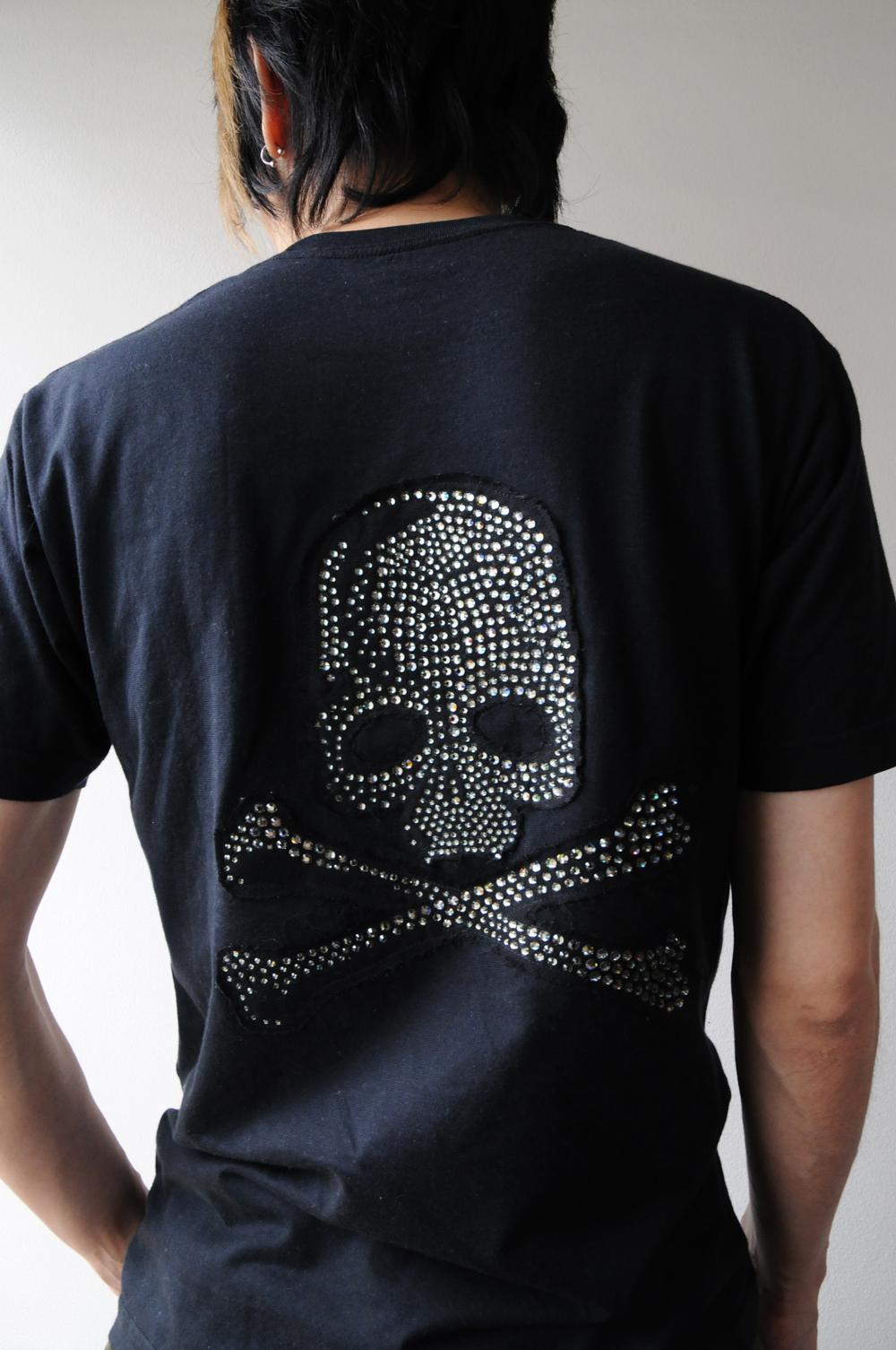 スワロフスキーTシャツ