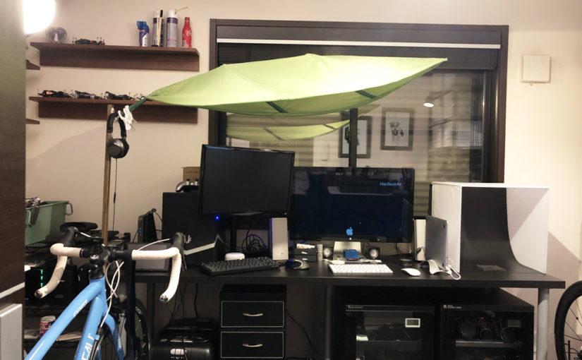 幅2mの机を作る