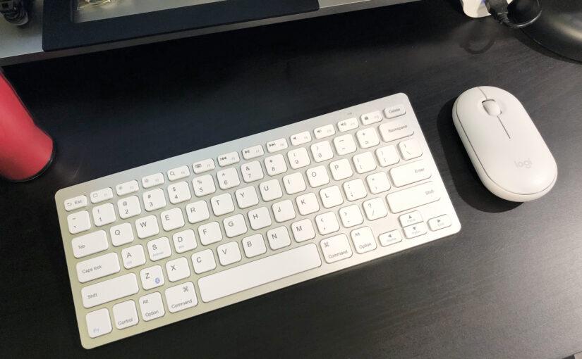 マウスとキーボード
