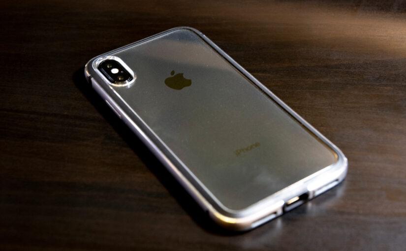 iPhoneXを新しいのに交換してもらった